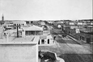 Barrio de La Nonna - mediados de 1885