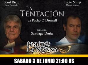 LA TENTACION DE PANCHO O'DONNELL
