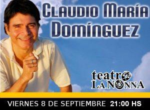 CLAUDIO MARIA DOMINGUEZ