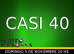 CASI 40
