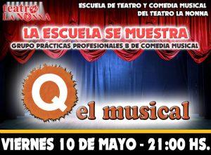Q, el musical