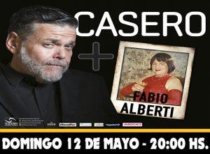 ALFREDO CASERO + FABIO ALBERTI