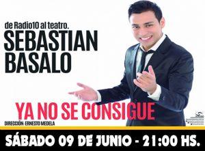 SEBASTIAN BASALO @ La Plata | Buenos Aires | Argentina
