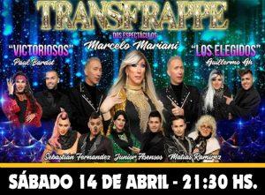 TRANSFRAPPE @ La Plata | Buenos Aires | Argentina