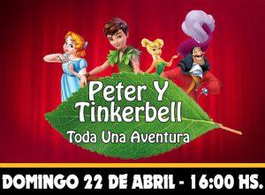 PETER Y TINKERBELL