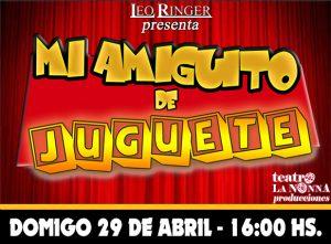 MI AMIGUITO DE JUGUETE @ La Plata | Buenos Aires | Argentina