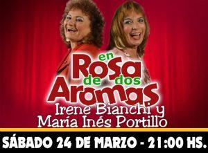 ROSA DE DOS AROMAS @ La Plata | Buenos Aires | Argentina