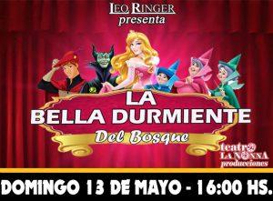 LA BELLA DURMIENTE DEL BOSQUE @ La Plata | Buenos Aires | Argentina