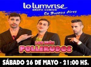 LO LUMVRISE @ La Plata | Buenos Aires | Argentina