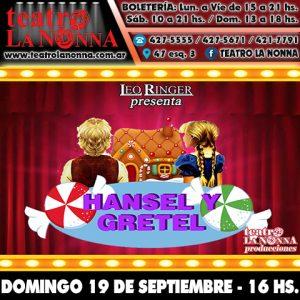 HANSEL Y GRETEL @ La Plata | Buenos Aires | Argentina