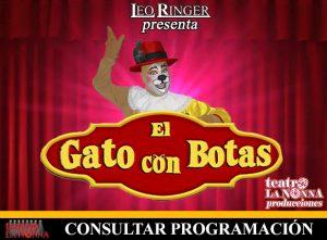 EL GATO CON BOTAS @ La Plata | Buenos Aires | Argentina
