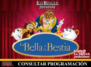 LA BELLA Y LA BESTIA @ La Plata | Buenos Aires | Argentina