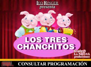 LOS TRES CHANCHITOS @ La Plata | Buenos Aires | Argentina