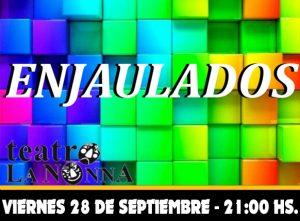 ENJAULADOS @ La Plata | Buenos Aires | Argentina