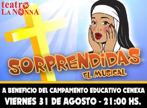 SORPRENDIDAS, el musical! @ La Plata | Buenos Aires | Argentina