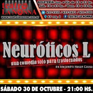 NEURÓTICOS L @ La Plata | Provincia de Buenos Aires | Argentina