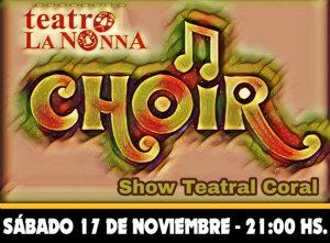 LA NONNA CHOIR - Show Teatral Coral @ La Plata | Provincia de Buenos Aires | Argentina