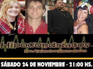 HIPOCONDRIACOS @ La Plata | Provincia de Buenos Aires | Argentina