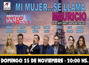 MI MUJER SE LLAMA MAURICIO @ La Plata | Provincia de Buenos Aires | Argentina