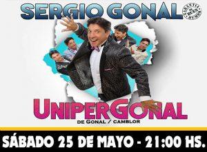 "SERGIO GONAL - ""Unipergonal"""