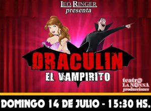 DRACULÍN, el vampirito