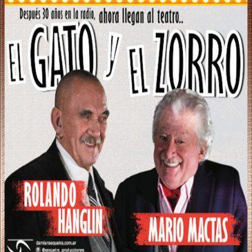 EL GATO Y EL ZORRO