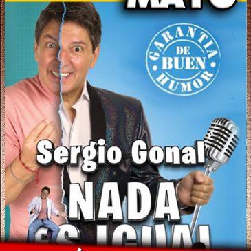 SERGIO GONAL – «Nada es igual»