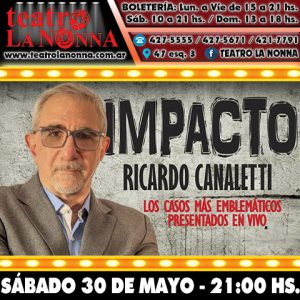 IMPACTO con Ricardo Canaletti