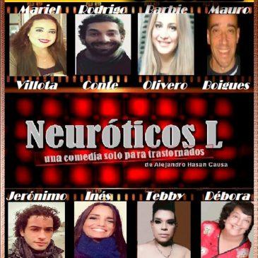 NEURÓTICOS L
