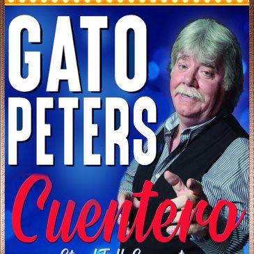 GATO PETERS – «Cuentero»