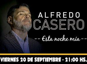 """ALFREDO CASERO - """"Esta noche mía"""""""