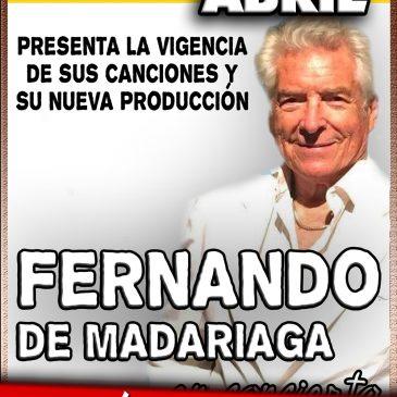 FERNANDO DE MADARIAGA