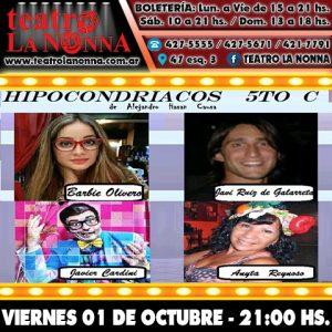 HIPOCONDRIACOS @ La Plata   Provincia de Buenos Aires   Argentina