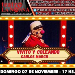 VIVITO Y COLEANDO @ La Plata   Provincia de Buenos Aires   Argentina