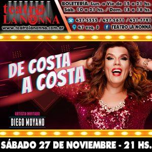 DE COSTA A COSTA @ Teatro La Nonna